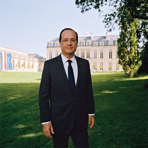 Hollande par Depardon